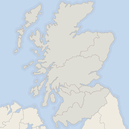 Map of property in Scotland