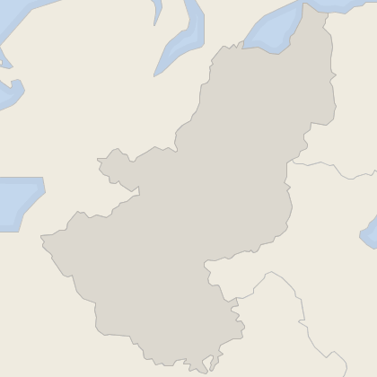 Map of property in Western NI