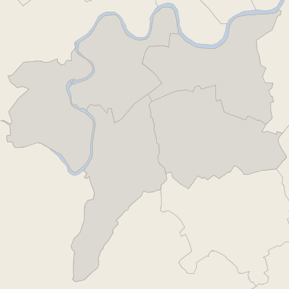 Map of property in South West London