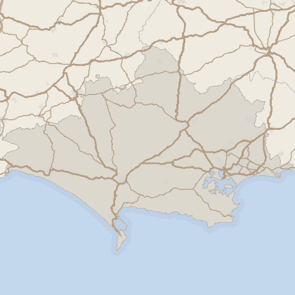 Map of property in Dorset