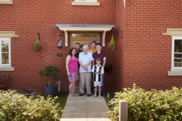 This family found their perfect multi-generational home