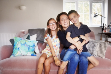 The flexibility of renting is perfect for the kids and me