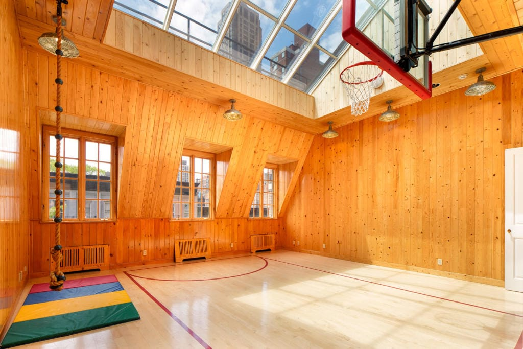 New York House Has Indoor Basketball Court Property Blog