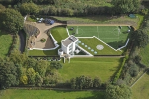 Five of the biggest and best gardens on Rightmove