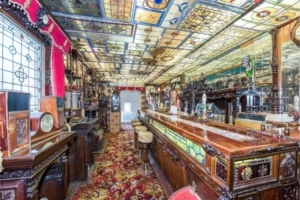 Explore private pubs, cricket stadiums and a celebrity home