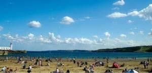 Is this the UK's swankiest beach hut?