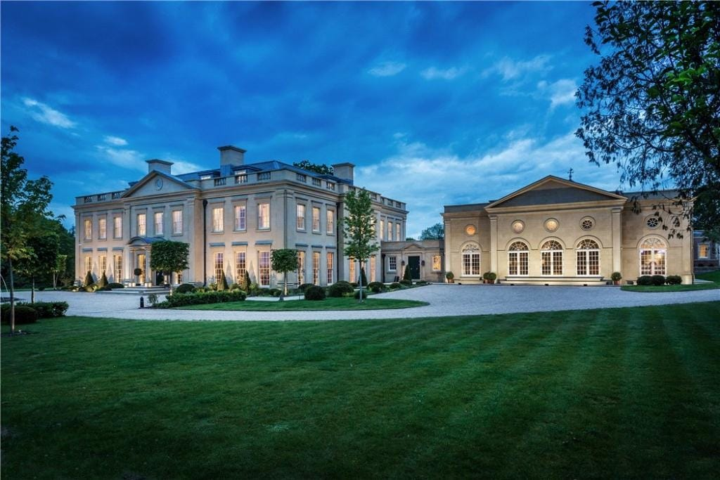 This mighty mansion is the ultimate Premier League party pad