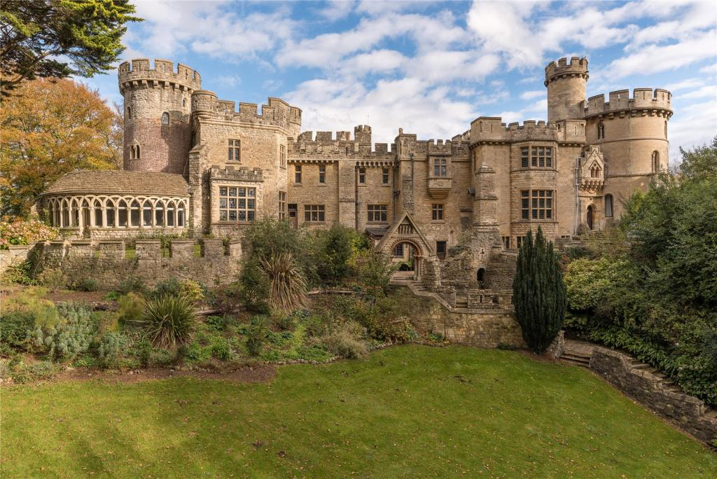 Incredible Castles For Sale On Rightmove Property Blog