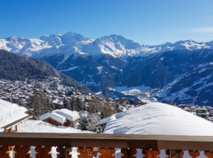 Explore four cosy chalets to keep you warm this winter