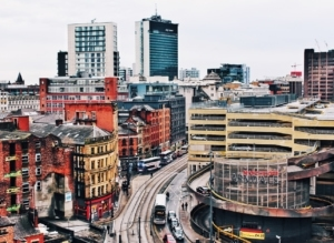 Manchester is named top vegan hotspot for renters