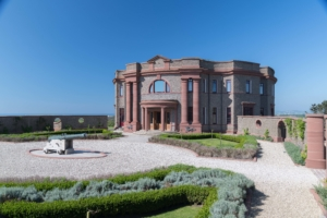 Inside five of the biggest UK mansions
