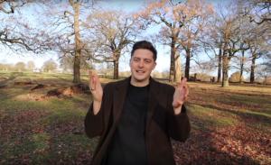 NHS hero Dr Alex George reveals his dream home