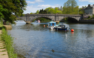 The most searched-for countryside market towns on Rightmove