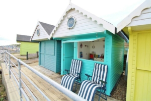 Our favourite beach huts for sale right now