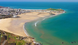 Property searches double in Carbis Bay as G7 begins