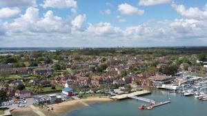 Six seaside village hotspots