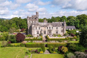 The most amazing castles for sale right now