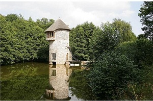 A hotel with a medieval tower thrown in! - £2,500,000