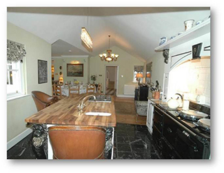home ideas open plan kitchens with a touch of black property blog