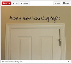 How can Pinterest help you around the home?
