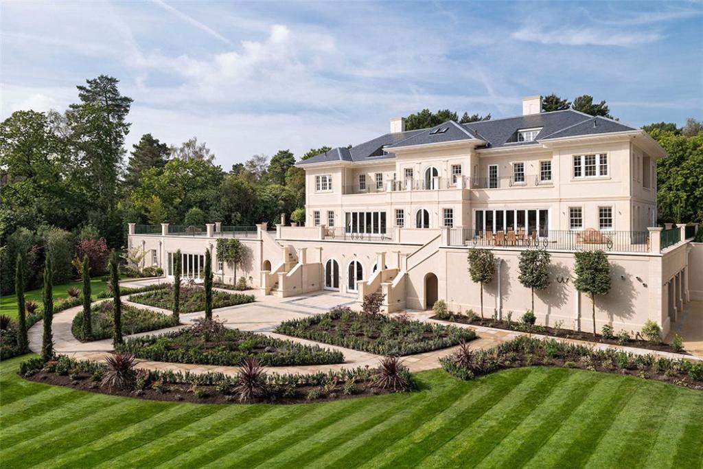 Detached Properties For Sale In Surrey