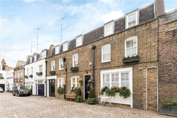 Buy Michael Caine's former home!