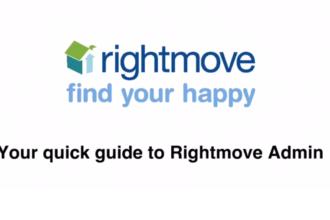 Rightmove admin commercial