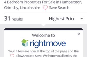 A Brand New Look for Rightmove Search