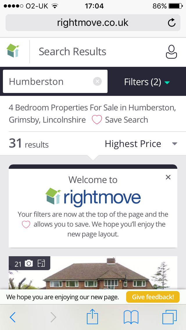 Download Rightmove UK property search 2.8.1 APK ...