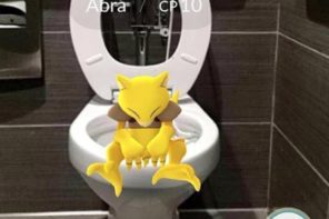 WARNING: Wild Pokemon Infesting Houses Everywhere!