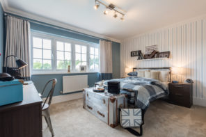 Redrow bedroom