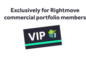 Preview of the new functionality coming for commercial agents on Rightmove