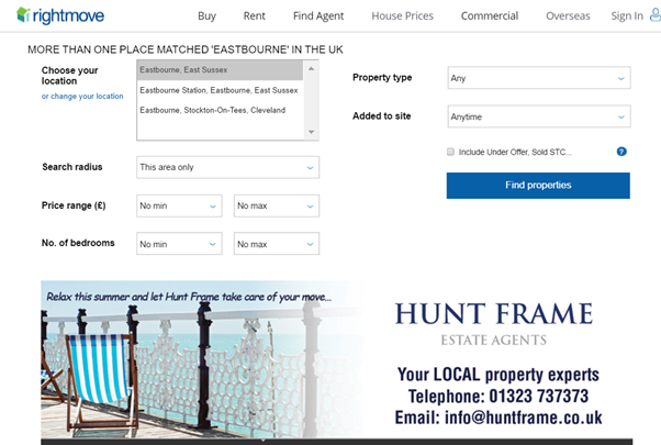 """Every other phone call we get is a Rightmove enquiry"""" – Property blog"""