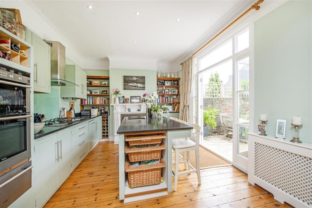 11 dream kitchens for inspiration property news for Kitchen ideas rightmove
