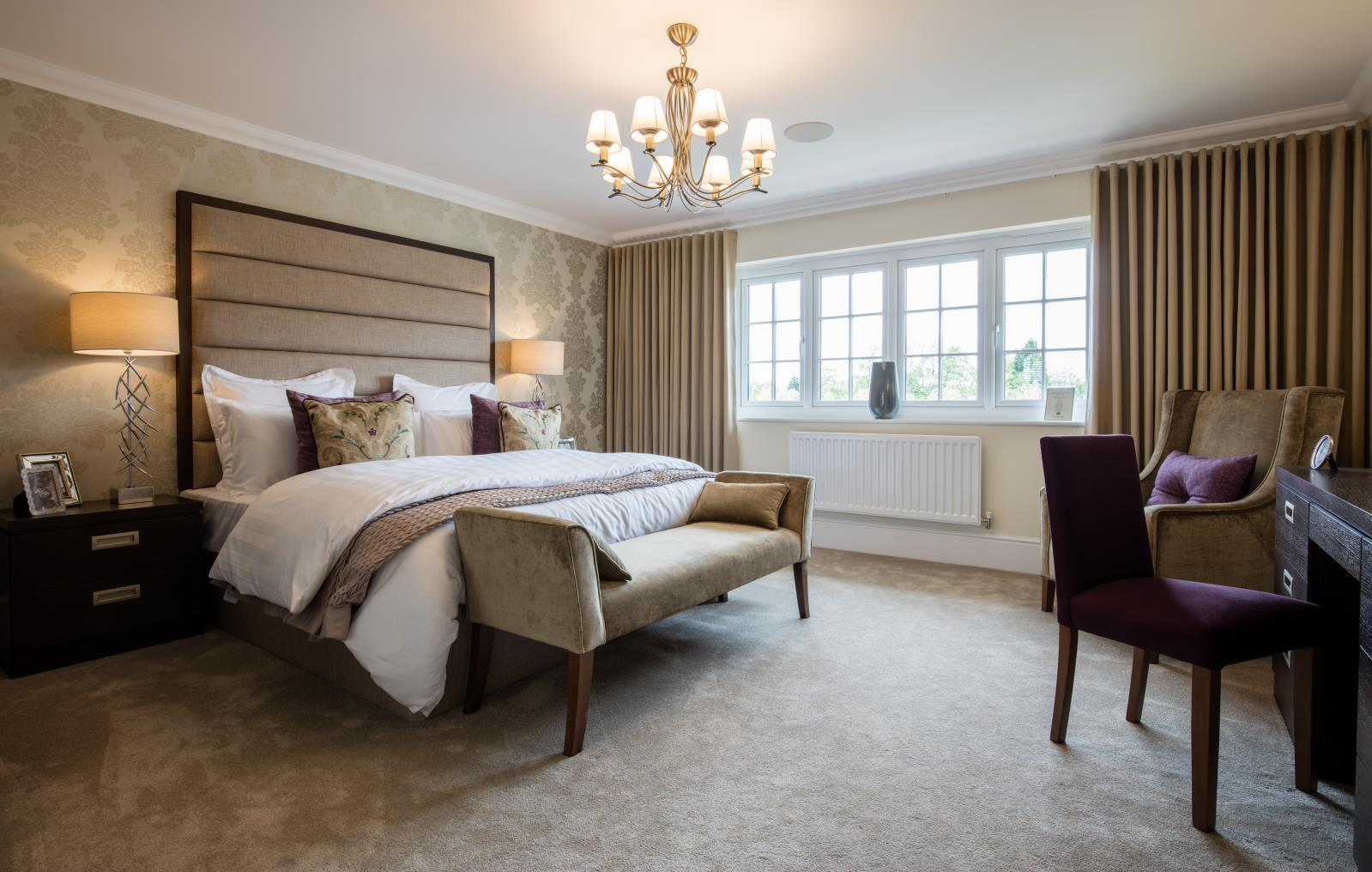 Your Master Bedroom Is Your Private Space A Place To Unwind And Relax