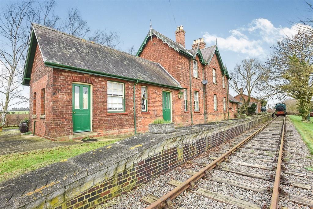 train-house