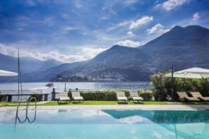 Muse's Matt Bellamy's Lake Como Home for Sale