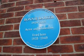 Childhood Home of Ronnie Barker is Now on the Market