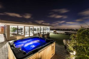 7 lovely bubbly hot tubs