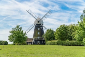 Seven beautiful windmills for sale