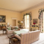 Fancy taking your morning tea in the drawing room?