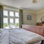 The bedrooms all feature an abundance of light