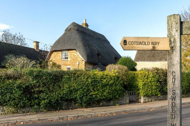 Escape to the Cotswolds as buyer searches double