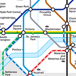 Rightmove Tube Map  Find Properties Near London Tube or Rail Stations