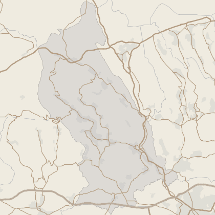 Map of property in Rhondda Cynon Taff