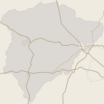 Map of property in Rutland