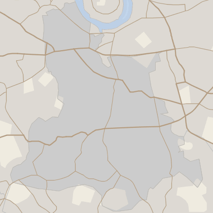 Map of property in Lewisham