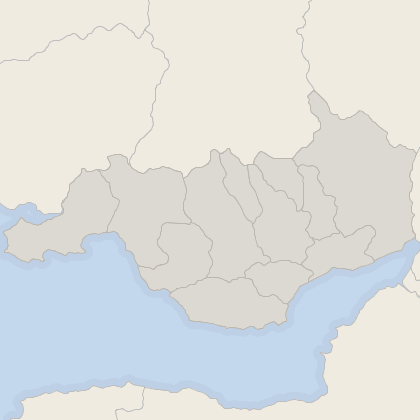 Map of property in South Wales