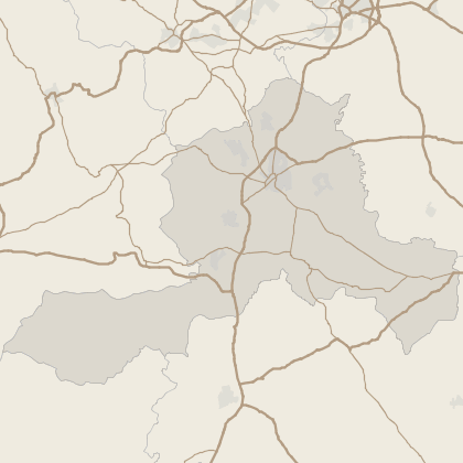 Map of property in Wrexham (County of)