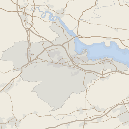 Map of house prices in Falkirk (County)